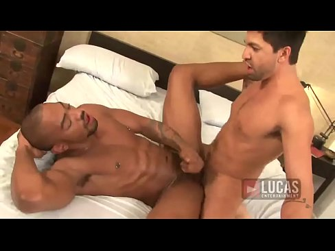 Black Man Gets As Fucked Deep By Hot Mexican Indian