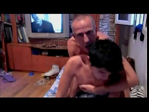 Twink Fucked In Multiple Positions By His Older Neighbor