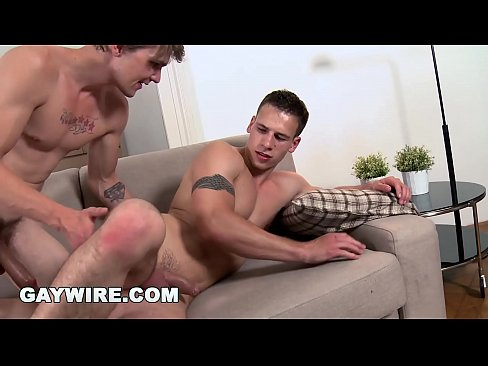 GAYWIRE – Bareback Anal Pounding With Dick And Tony!